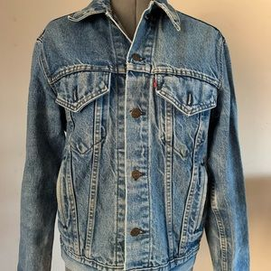 Levi's | Denim Jean Trucker Jacket